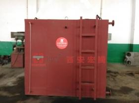 西安沐鸣2碳钢水箱厂家
